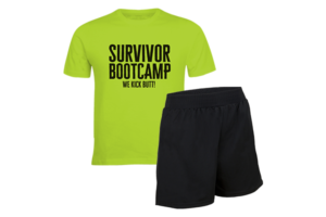 Bootcamp Workout Clothing