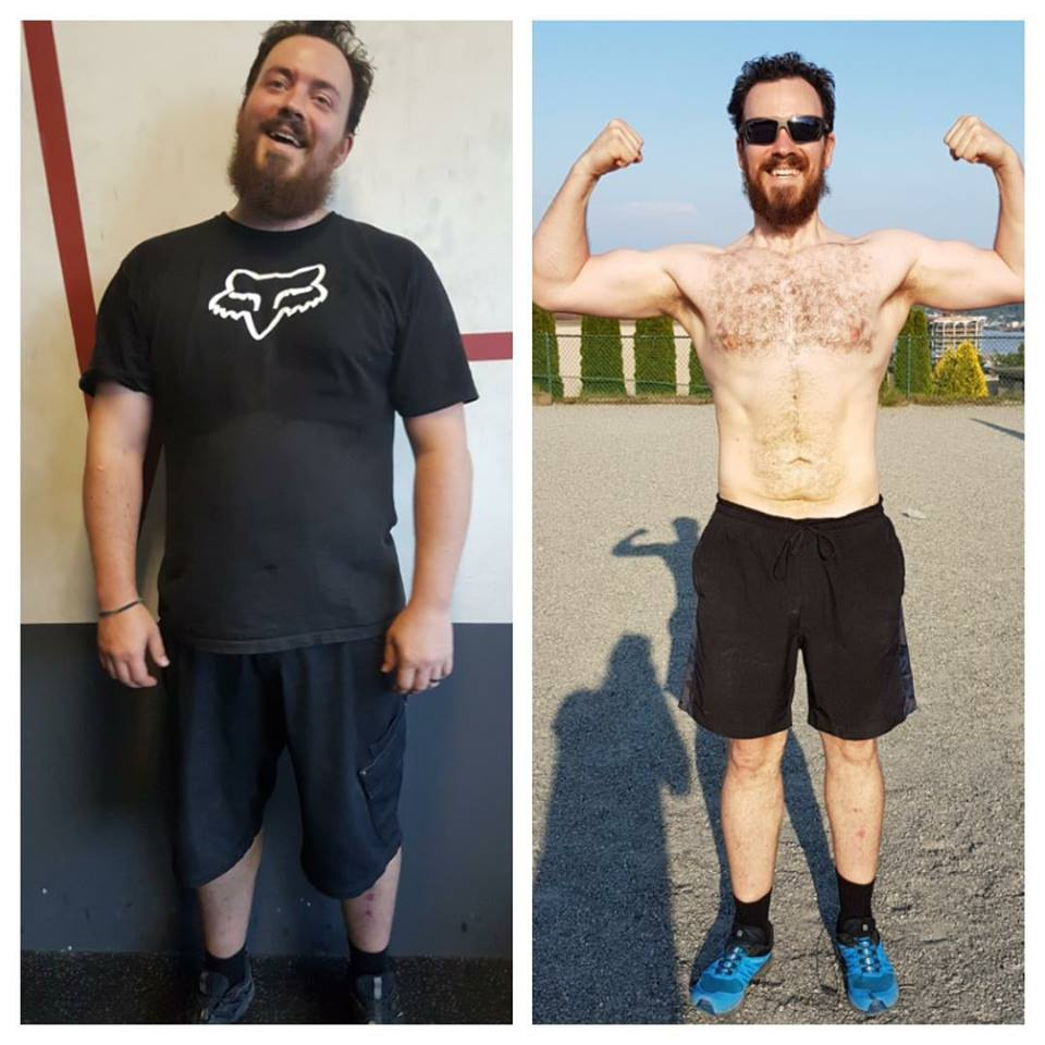 Survivor Bootcamp Success Stories - Adam