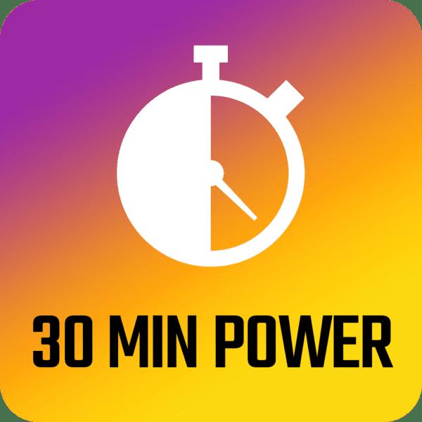 Survivor Bootcamp 30 Minute Power Membership