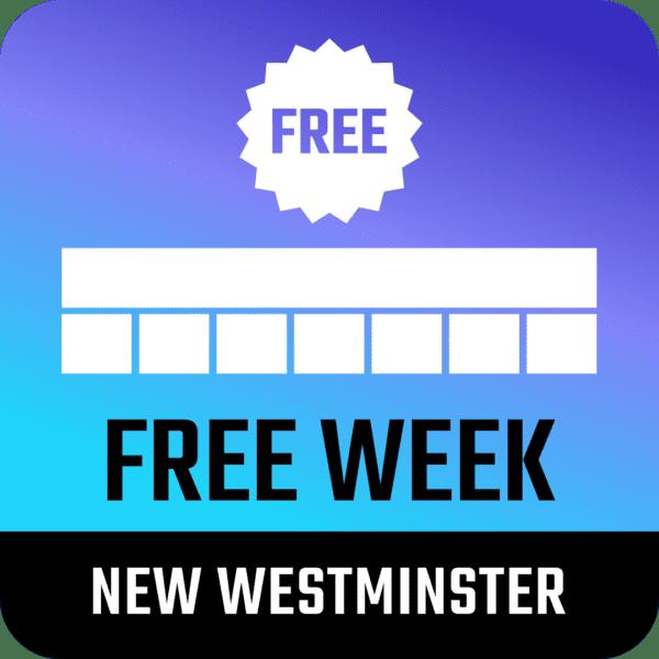 Survivor Bootcamp Free Week - New Westminster